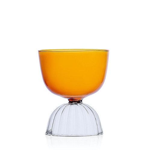 Tutu Bowl & Water Amber
