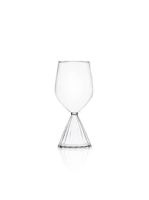 Tutu White Wine Glass