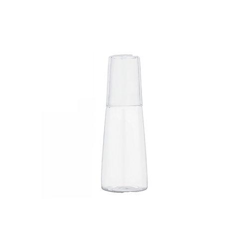 Bedside Water Carafe Set Bottle + Glass