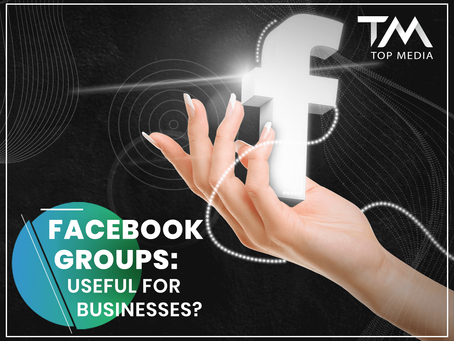 Facebook Groups - useful for businesses?
