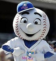 Miracle League Mascot
