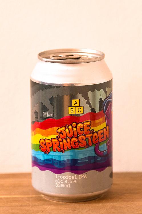 Alphabet Brewing Juice Springsteen