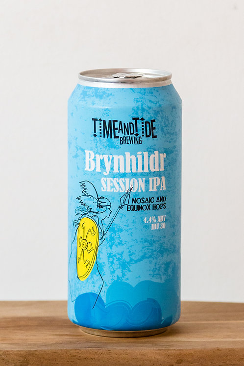 Time and Tide Brynhildr