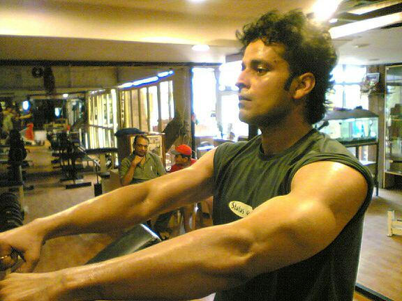 MANOJ BAJPAI - IN HIS BEST SHAPE