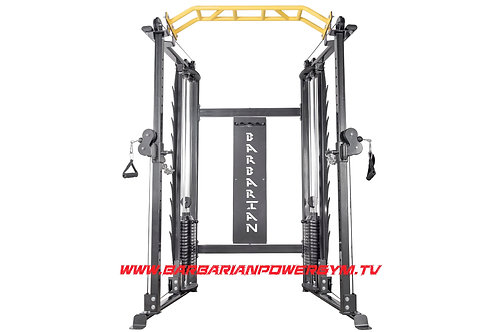 Smith Machine with Power cage