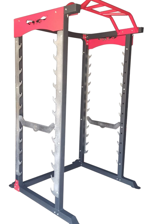 Power Cage with Chin Ups/ Power Rack