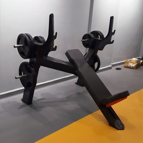 Incline Bench Press Olympic Size