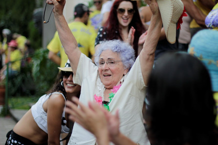 Bloco da Velha 2012