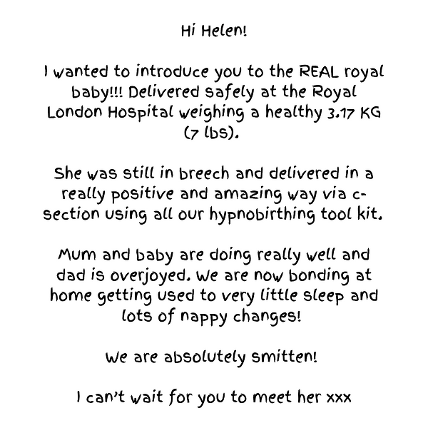 Hi Helen! I wanted to introduce you to t