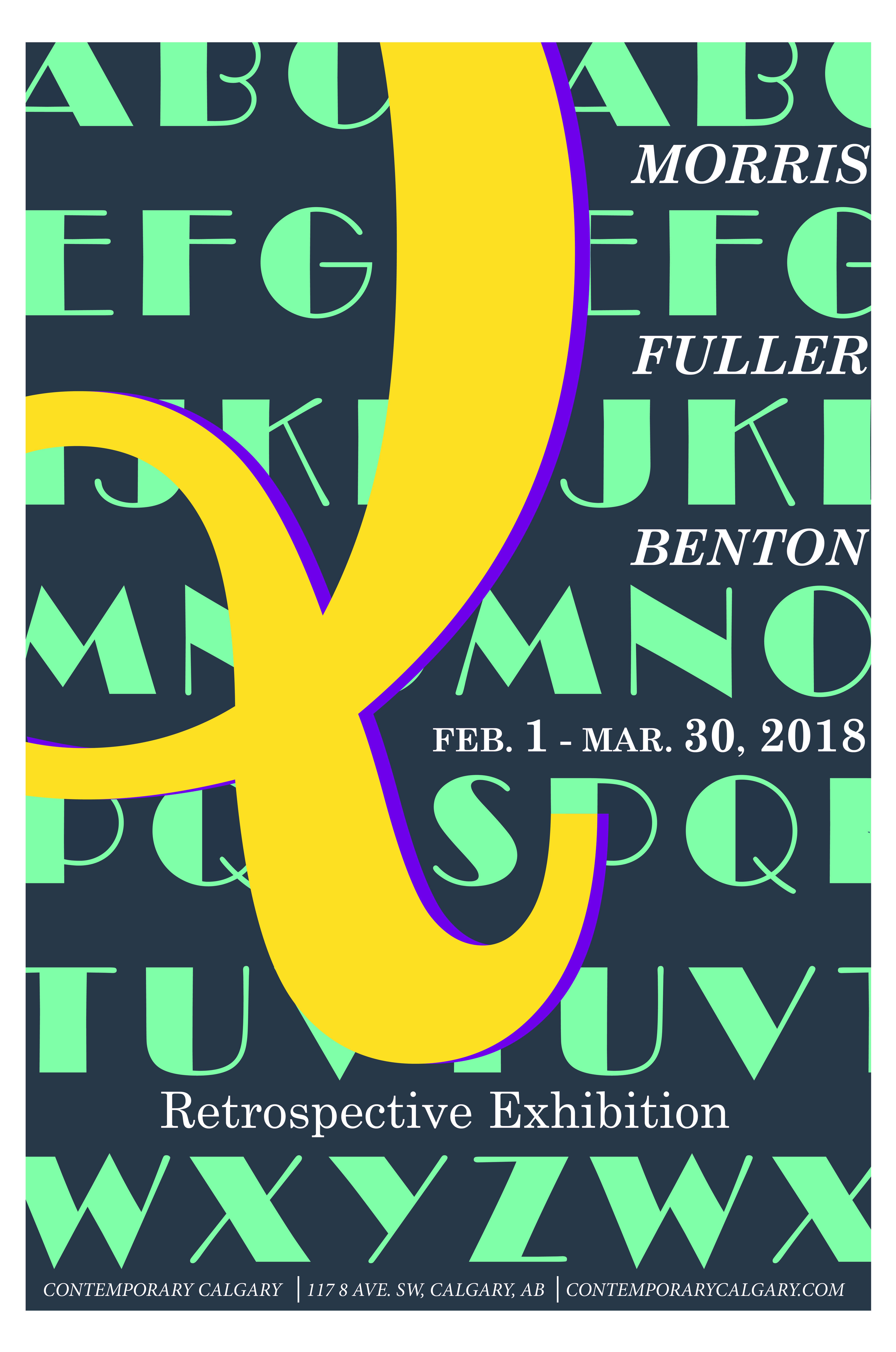 Benton Poster