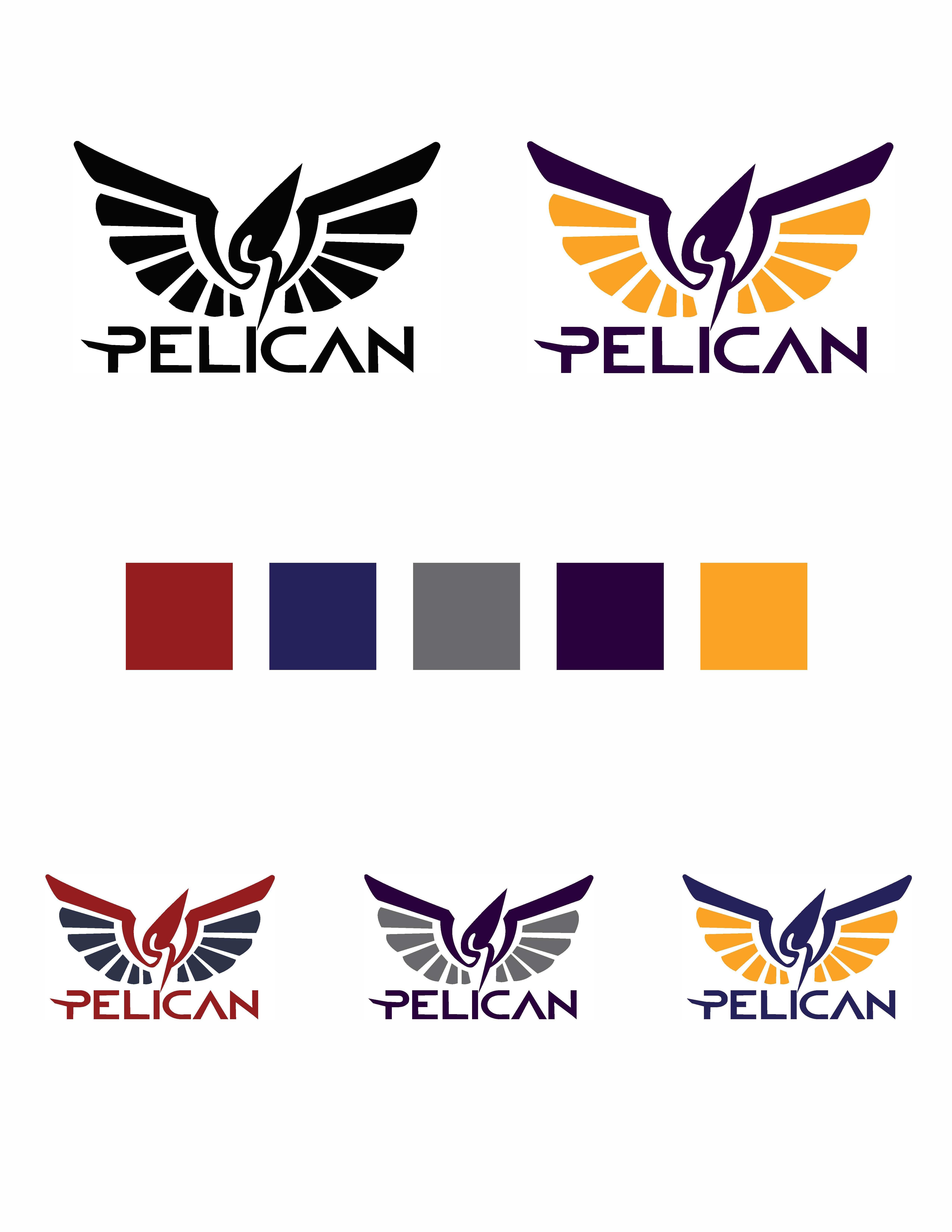 Pelican - New Logo Concept