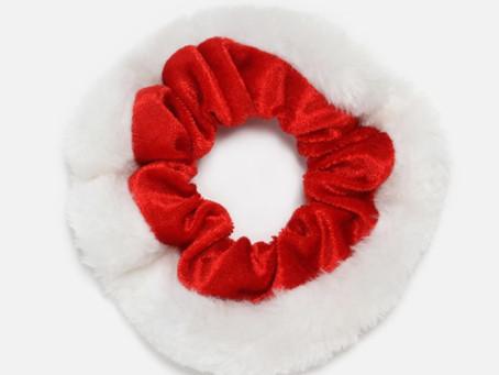 Deze Kerst Scrunchies Moet Je Hebben!