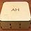 Thumbnail: Arkham Horror Card Box Adobe Illustrator Drawing
