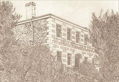 Rokeby Schoolhouse 1860's