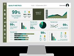 XCS Quality Metrics