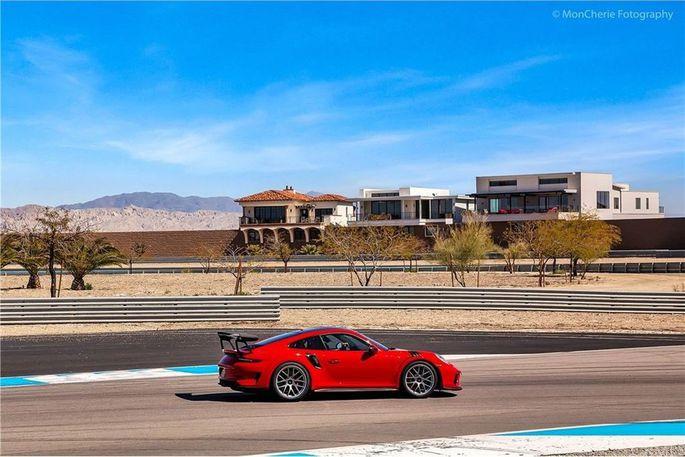 Racetrack - Thermal Club Racing California Real Estate