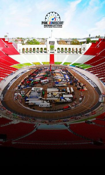 NASCAR To Hold 2022 Exhibition Race At L.A. Memorial Coliseum