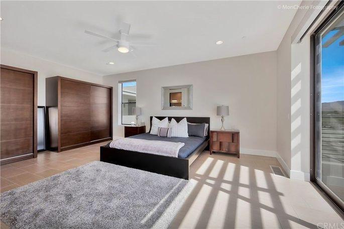 Thermal Club Racing California Real Estate Master Suite