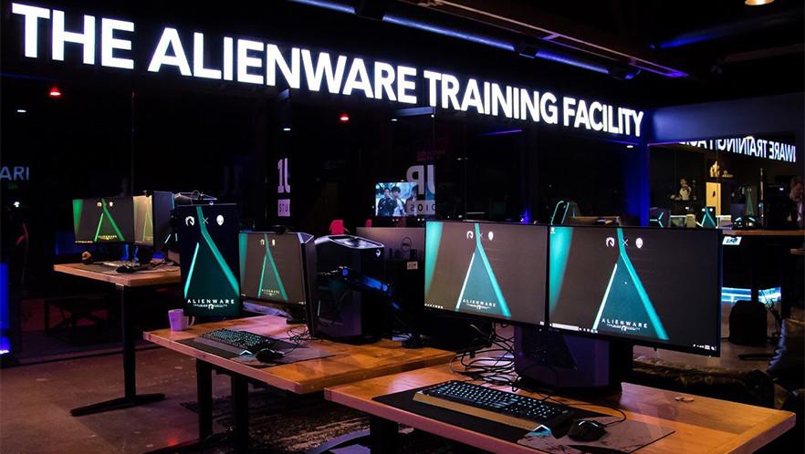 The Alienware Training Facility