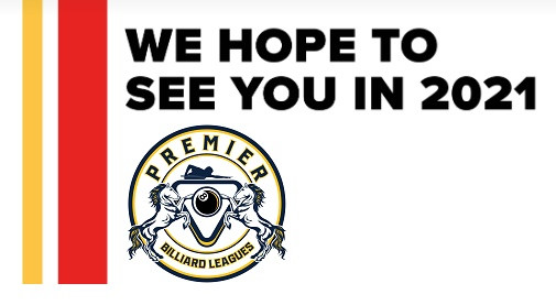 We Hope to See You in 2021!