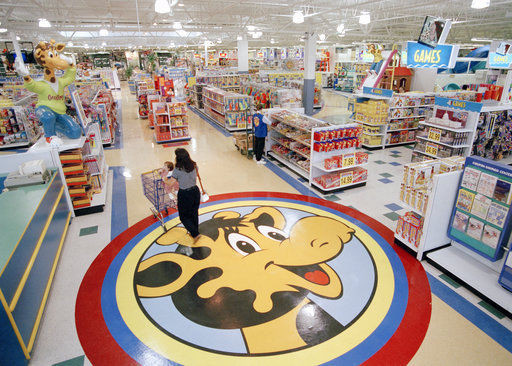 """Toys """"R"""" Us becoming Planet Fitness"""