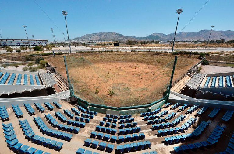 Athens Olympic Softball