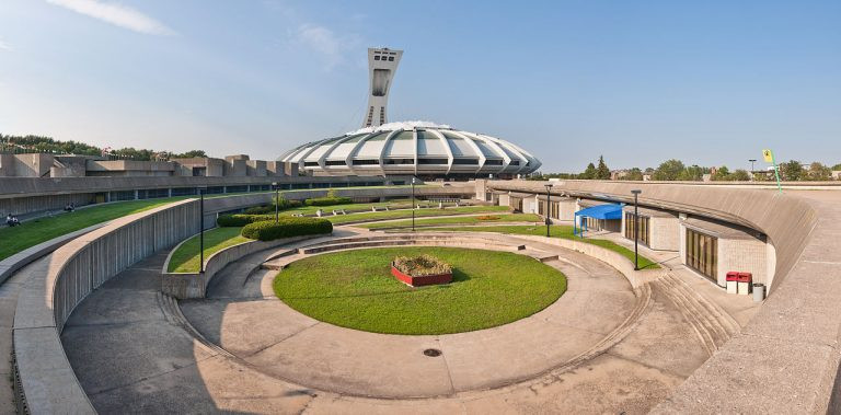 Montreal Olympic Park