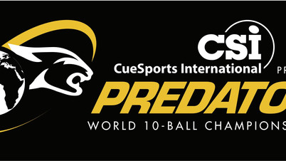 WELCOME TO THE PREDATOR WORLD 10-BALL CHAMPIONSHIP