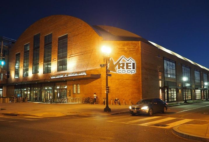 Redevelopment of Uline Arena in Washington, D.C.