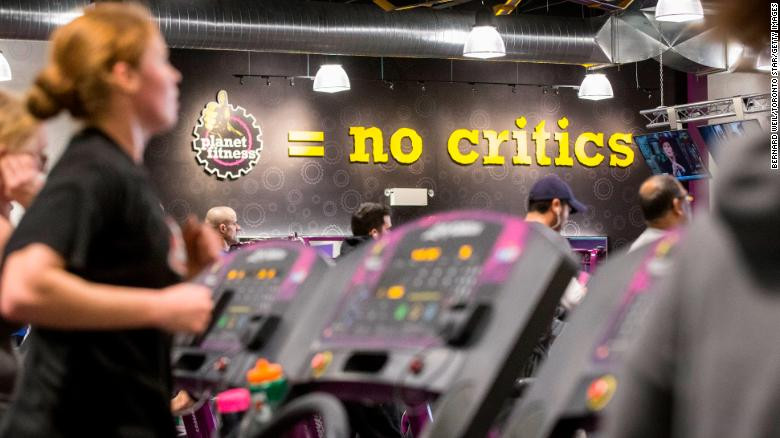 Planet Fitness moving in to Sears locations