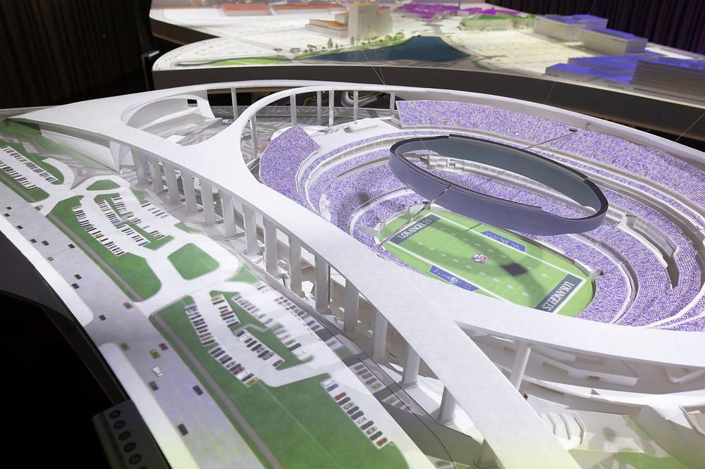 Rams Stadium Image