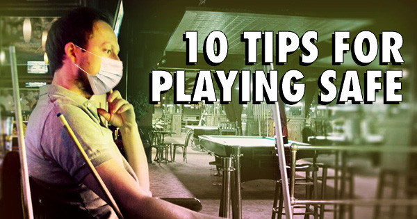 10 Tips for Playing Pool Safely
