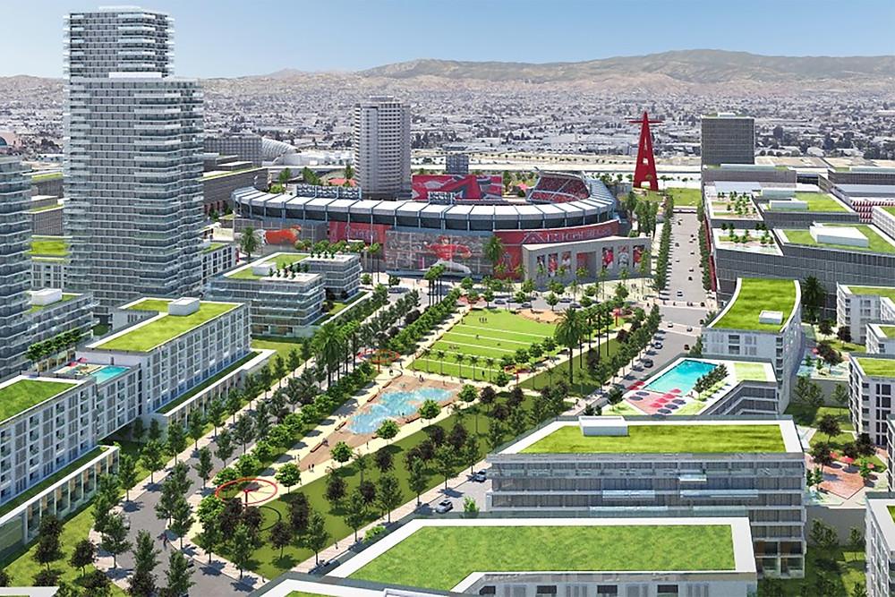 Los Angeles Angel's of Anaheim Development