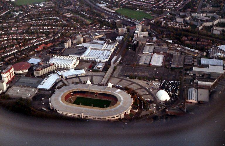 Old Wembley Stadium