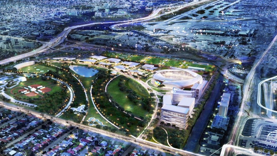 David Beckham's $1 Billion Interim Miami Soccer Stadium Deal Rejected as Premature