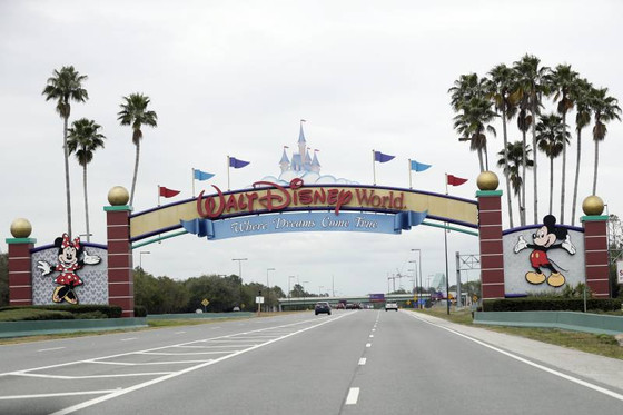 Report: NBA Considering Playing Games at Walt Disney World Resort in Orlando