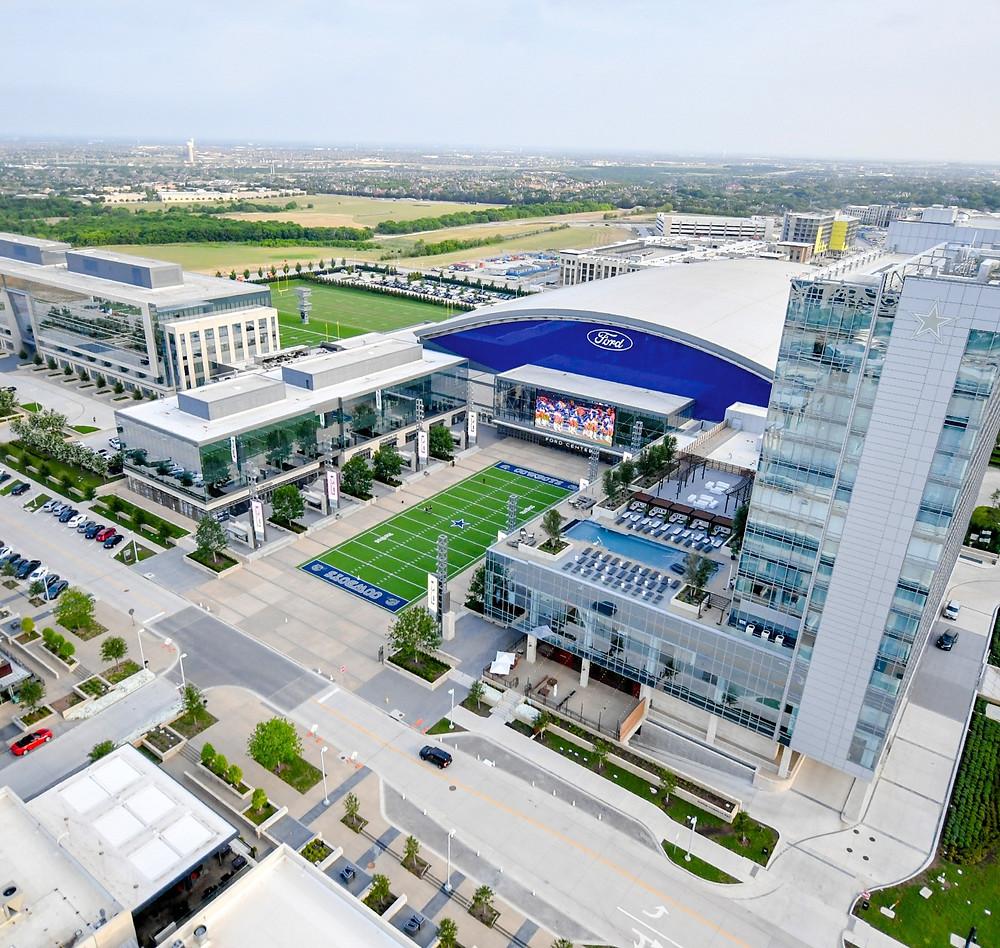 Ford Center Dallas Cowboys