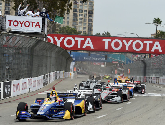 Toyota ends title sponsorship with Grand Prix of Long Beach