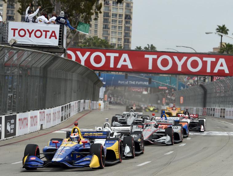 Toyota Grand Prix of Long Beach no more