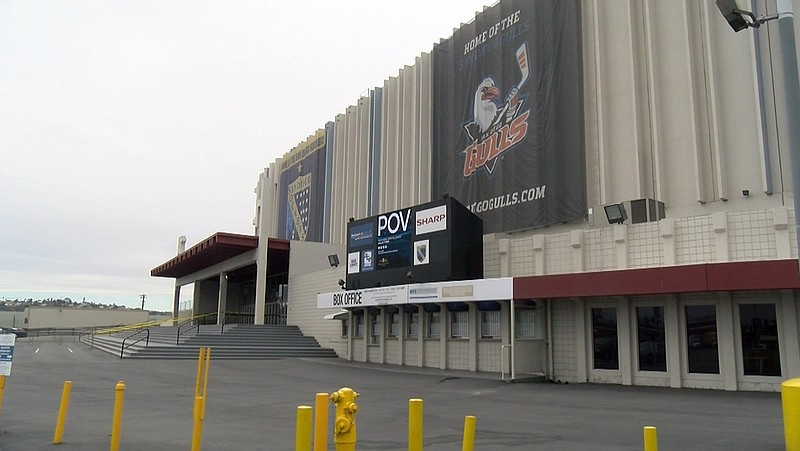 Pechanga Arena San Diego, CA