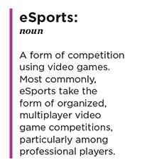 eSports Definition