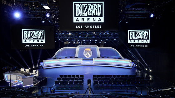 Former Tonight Show Studio in Burbank Opens as an Esports Arena!!!