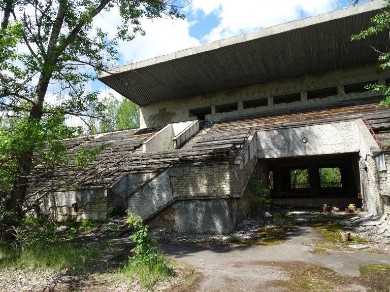 Chernobyl Stadium