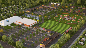 Bo Jackson Plans Turf and Ice Complex in Houston