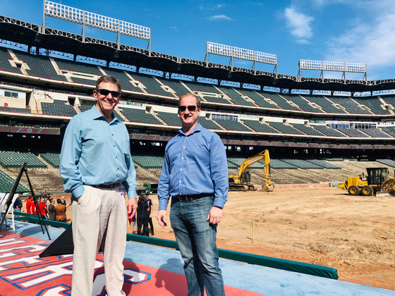 Texas Rangers Could Help Pitch for World Cup Game With Ballpark Reconfiguration