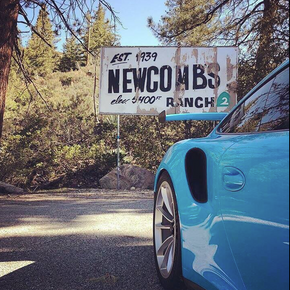 Newcombs Ranch - Angeles Crest Highway; Los Angeles County