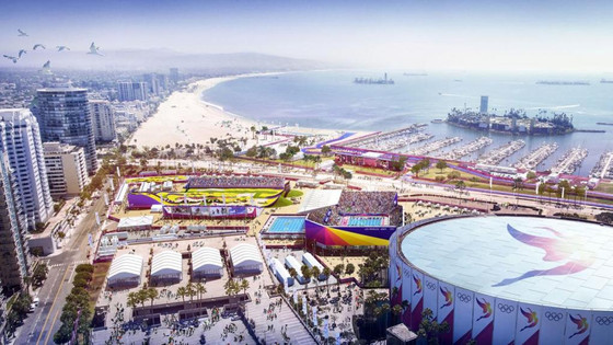 "First look at Long Beach's ""8 by '28"" projects, coming as Los Angeles prepares to host the 2028 Olym"