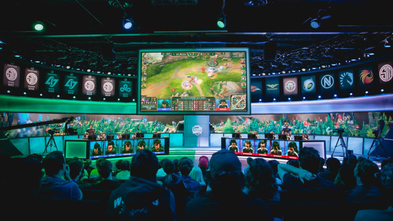 LCS Battle Arena