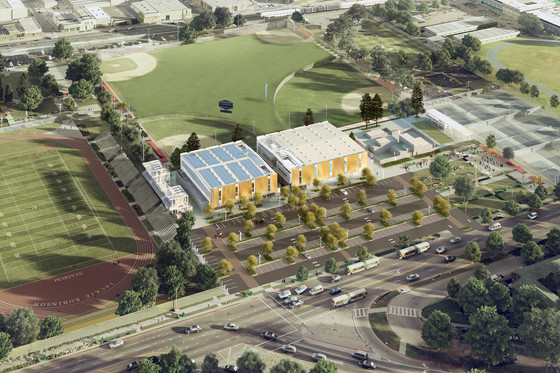 Obama Sports Center To Open as First Los Angeles 'Net-Zero Emissions' Property