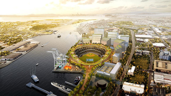 Legal Fight Could Disrupt Oakland A's Stadium Development